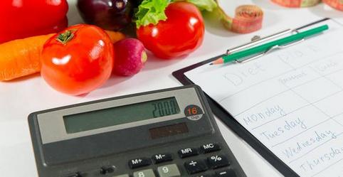 Simulasi Menghitung Kebutuhan Kalori